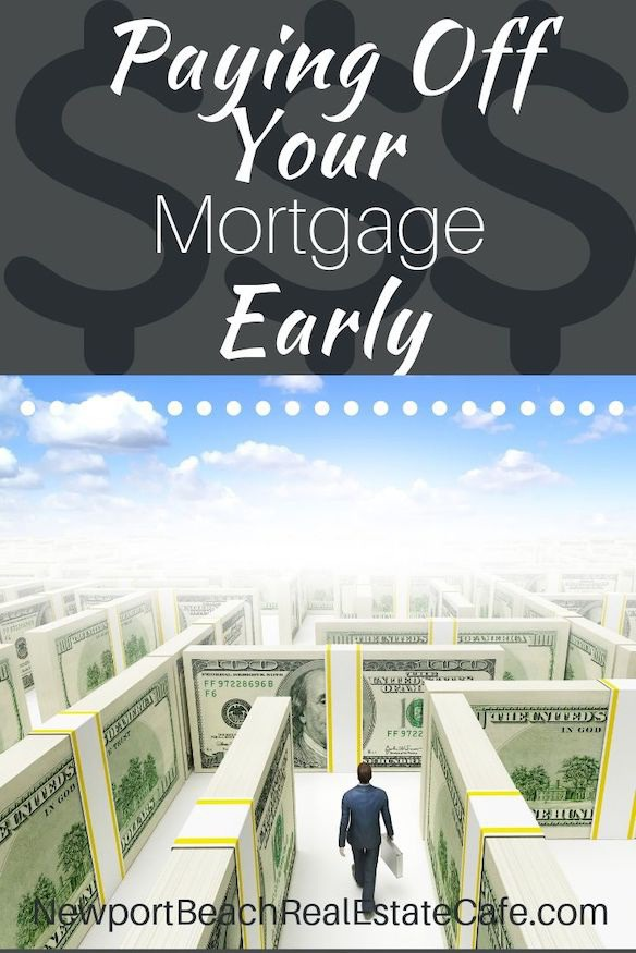 Should I Pay Off My Mortgage Early?