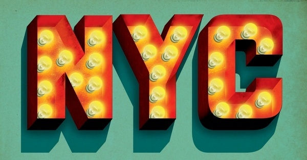 Jeff Rogers – Friends of Type – Guest Contributor #type #lights #nyc #lit