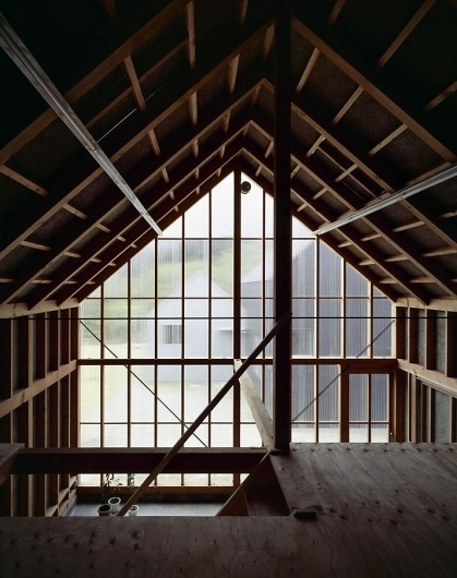 House in Hieidaira by Tato Architects | Yatzer™ #interior #abstract #modern #architecture #minimalist