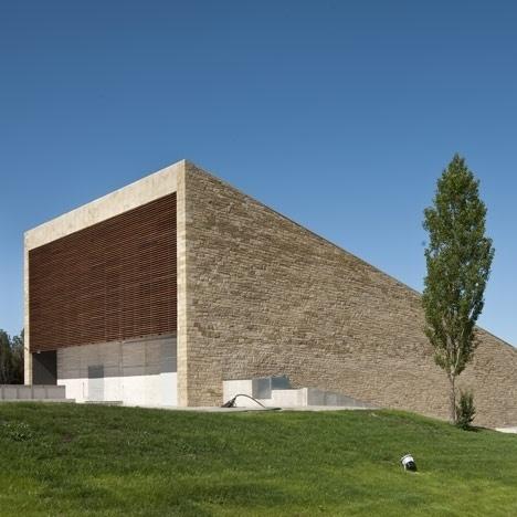 Dezeen architecture and design magazine #architecture