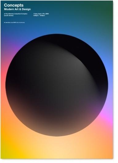 Network Osaka > Portfolio > AIC: Concepts #poster