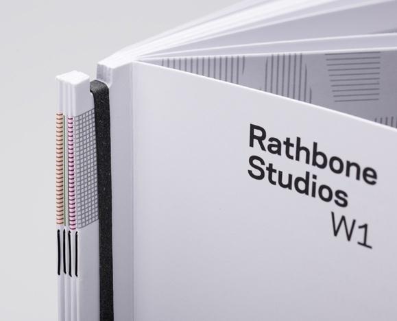 Rathbone Studios binding #book #editorial #binding