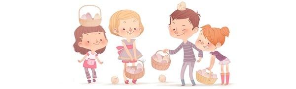 Header Image #kids #characters