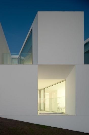 The Nursing home of Aires Mateus Architects through the eyes of Fernando Guerra | Yatzer™ #mateus #architects #nursing #home #architecture #minimal #aires