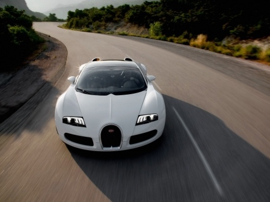 2009 Bugatti Veyron 16.4 Grand Sport Production Version - Front Speed Top - 1920x1440 - Wallpaper #bugatti #veyron #speed #car #beauty