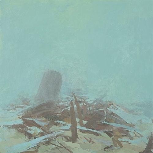 tumblr_l9rzoq04Mp1qz9v0to1_500.jpg (500×500) #ruins #painting