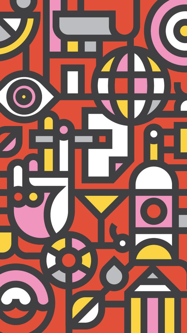 Madmen7_wallpaper_iphone5 #illustration