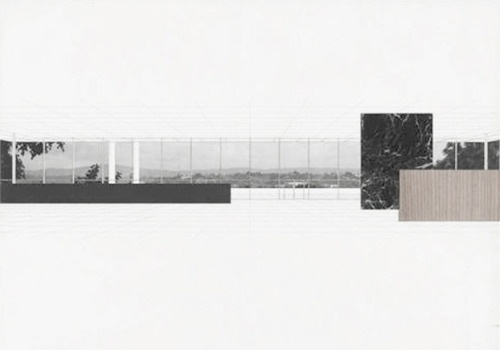 la buhardi · blog #van #der #rohe #architecture #mies #drawing
