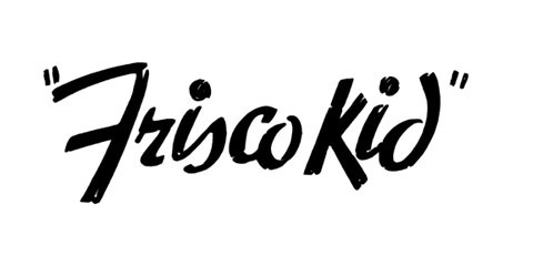 Movie Title Stills Collection #movie #title #kid #logo #frisco #typography
