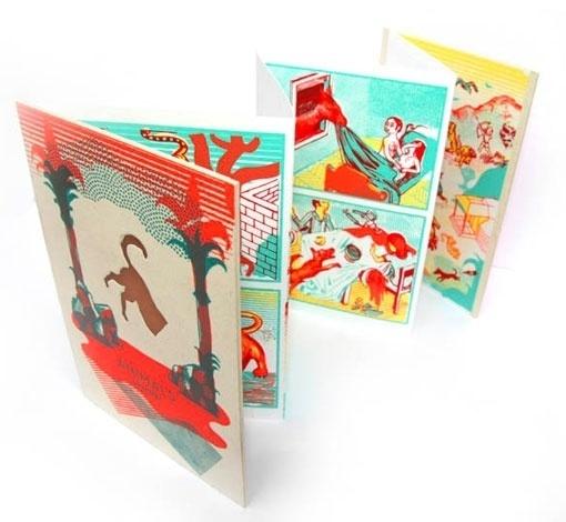 design work life » Icinori Artist Books #limited #edition #india #design #letterpress #book #graphic #icinori #art