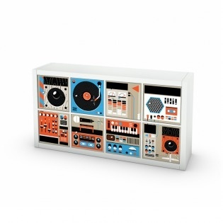 Amplifiers   Bookcase I Mykea #bookcase #furniture