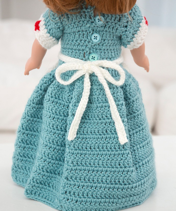 Caring Nurse Doll to Crochet – Amigurumi Patterns