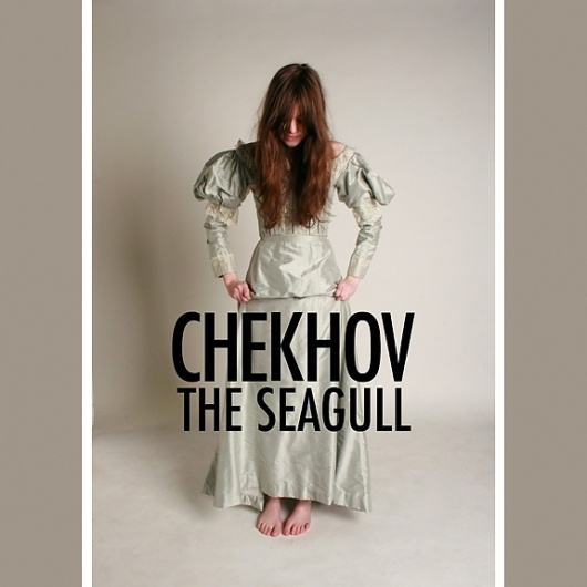 Annabel L Stevens #theatre #chekhov #seagull #direction #natural #photography #art #female #period