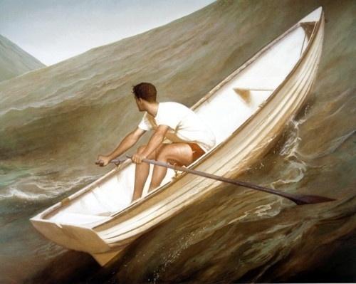 YIMMY'S YAYO™ #ocean #sea #bo #boat #painting #bartlett