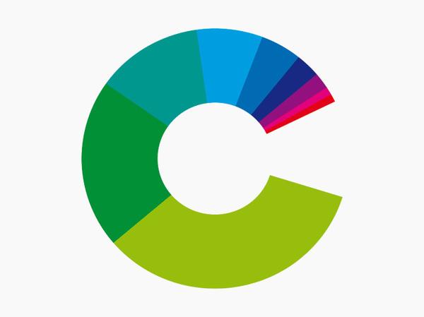 Fundación Crea #feijo #logotype #diego #crea #design #graphic #fundacin #estudio #barcelona