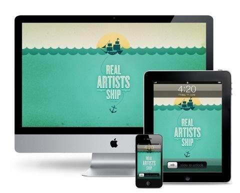 Please Log In #steve #apple #design #graphic #jobs #digital #wallpaper