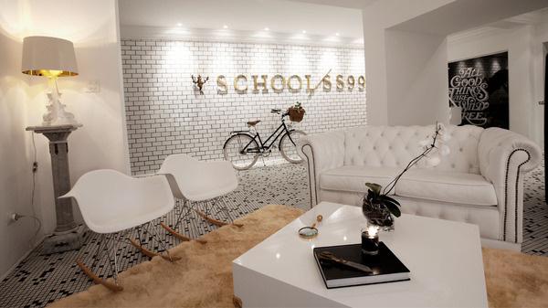Bruno Tatsumi / School/SS99 #interior #brunotatsumi #bruno #tatsumi #design #schoolss99