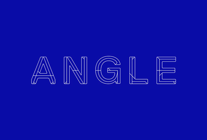 Angle by Studio SP–GD #logo #logotype #typography