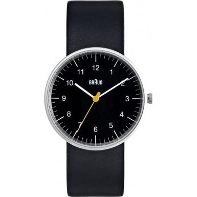 Braun BN0021BKBKG Mens All Black Quartz Watch #braun #watch