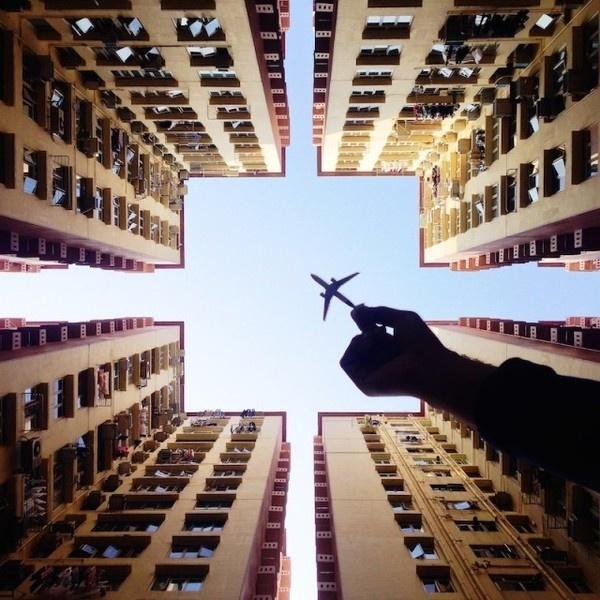 Toy Planes by Varun Thota – Fubiz™ #airplane