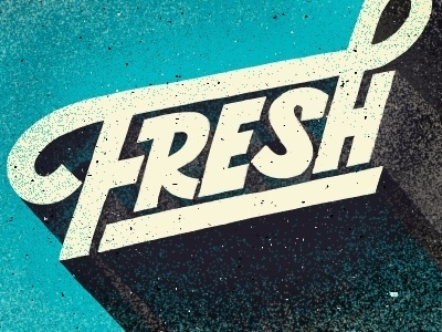 Dribbble - !!! by Friends of Type #type #design #retro #typography