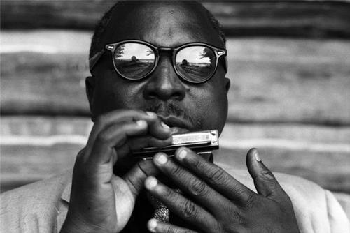 rootsnbluesfestival:Sonny Terry