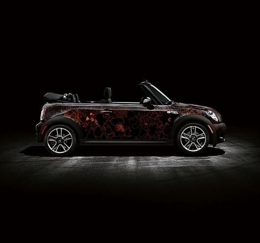 Cool Hunter - Mini Cooper on the Behance Network #mini #print #design #fluidesign #car