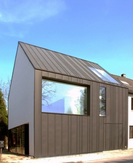 ASAP House #window #gable #architecture #house