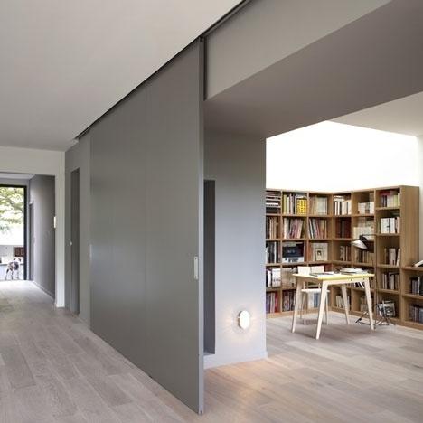 Dezeen » Blog Archive » Eco-Sustainable House by Djuric Tardio Architectes #interior #architecture