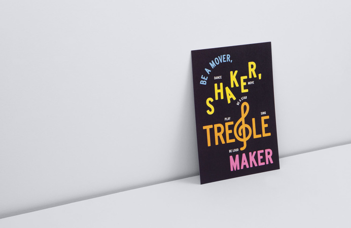 The Treble Makers→