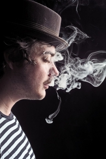 www.quiquecabanillas.com #photography #smoke #portrait