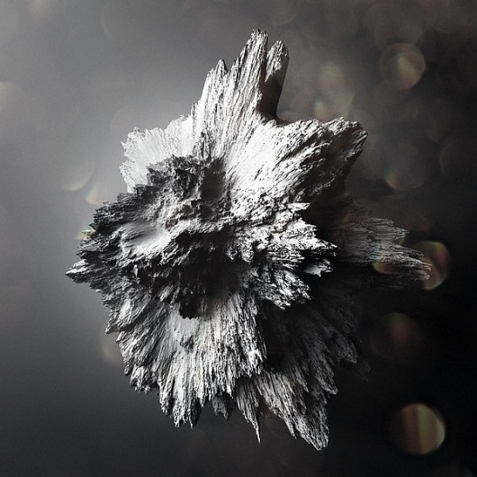 Asteroïds on the Behance Network #asteroid