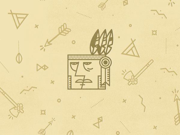 Yeha Noha #line #kyle #icons #illustration #indian #mrkylemac #mr #mac
