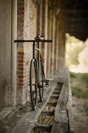 The Black Workshop #bike