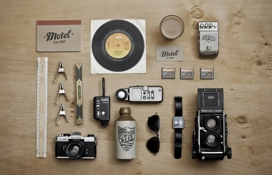 Craig Scott - Motel Studios | Craig Scott #studios #motel #arranged #branding