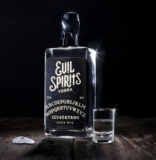 lovely package evil spirits vodka 1 #spirits #evil #vodka