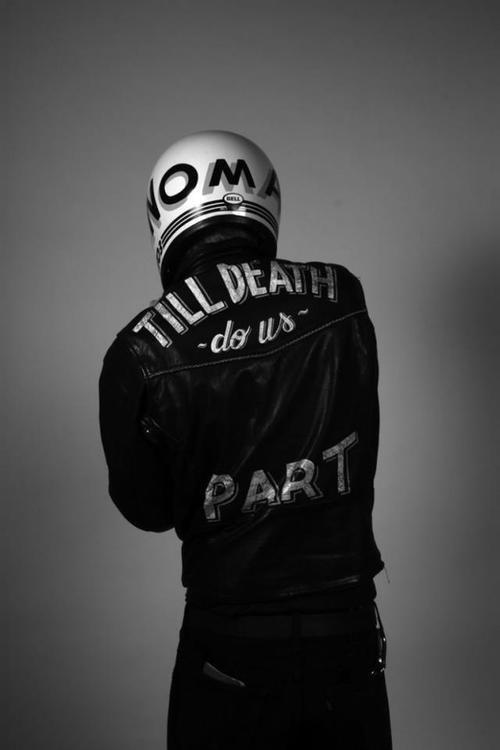 GtheGentleman #biker #do #till #us #death #part