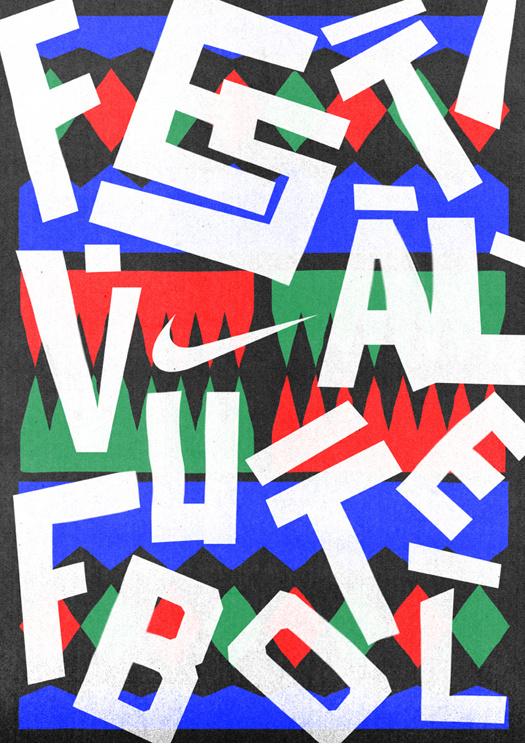 HORT #design #graphic #nike #poster #print