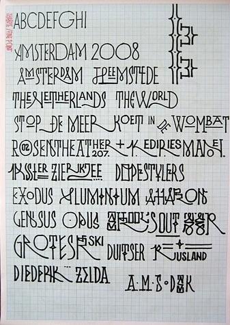 Letman #wouters #lettering #job #design #type