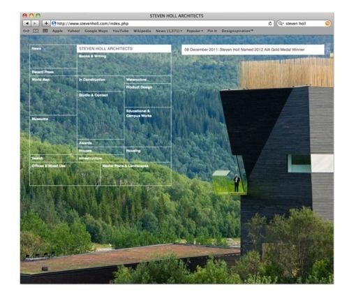Tumblr #website #grid