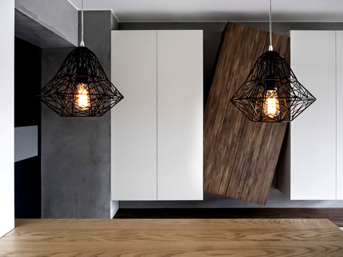Lary & Zoe's House by Z-Axis Design - #lamp, #design, #lighting