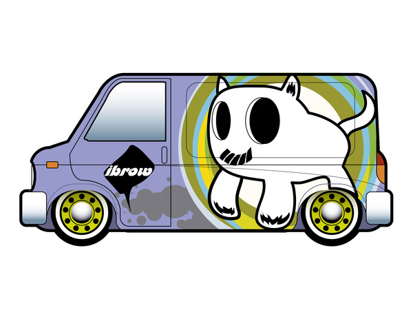 iBrow Minivan Project on Behance