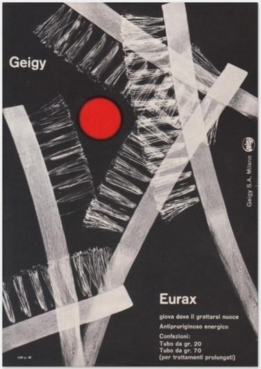 Designersgotoheaven.com -Â Eurax - Geigy. ... - Designers Go To Heaven. #eurax #geigy