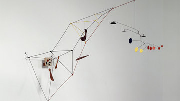 CALDER FOUNDATION   WORK   BY CATEGORY #mobile