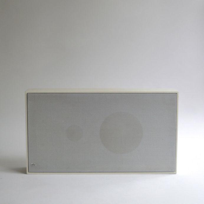 Dieter Rams: Braun L 46 Flat Speakers