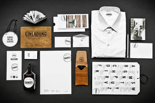 Hotel Daniel Branding #branding