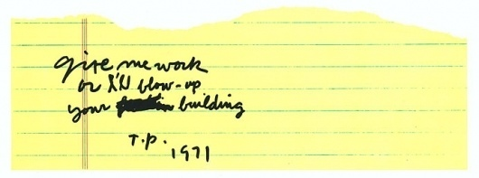 114.jpg (690×257) #note #writing #1971