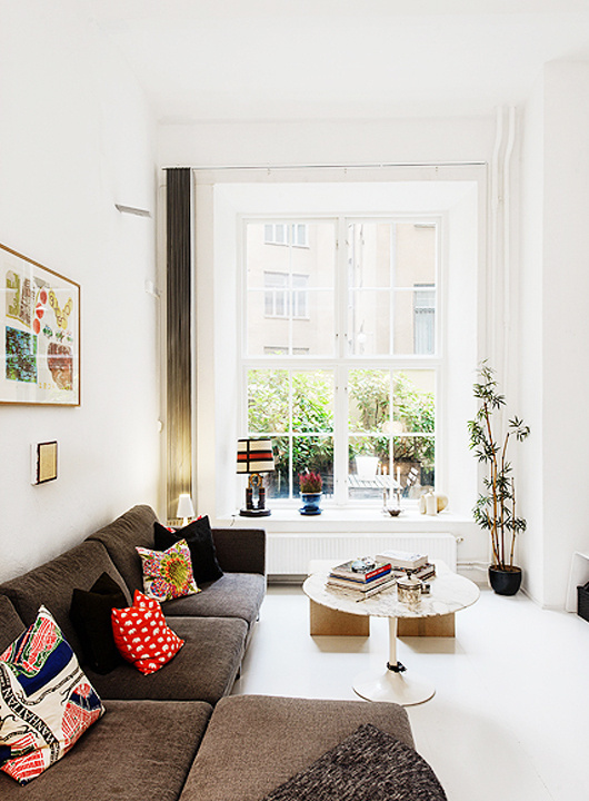stockholm living area #interior #design #decor #deco #decoration
