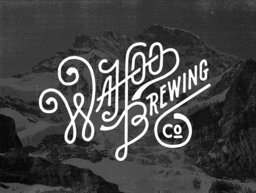 Pavlov Visuals #beer #branding #design #type #logo #hand #typography