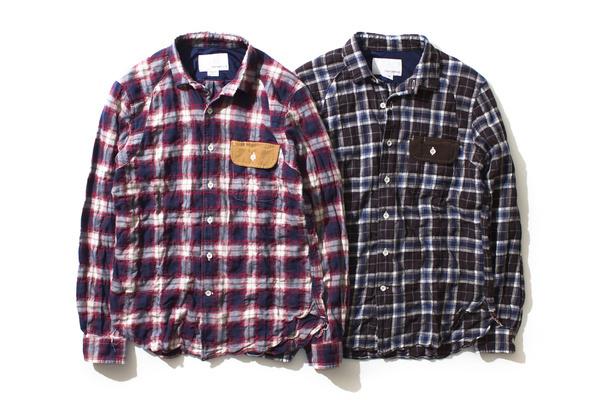 nanamica Wind Shirt 02 #fashion #mens